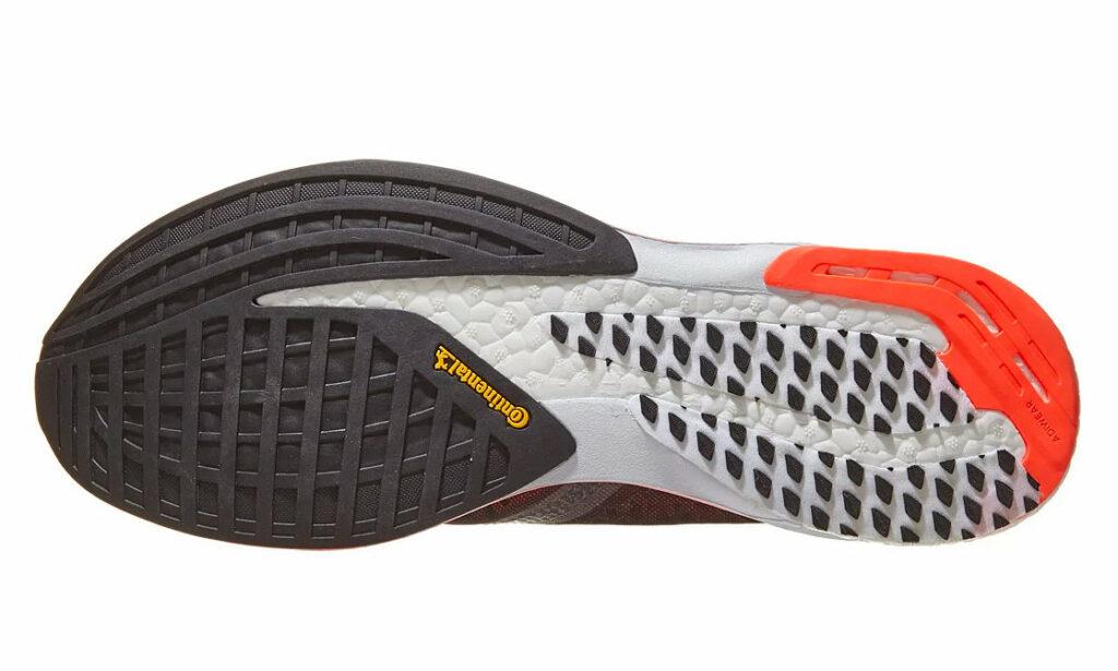 Adidas Adizero Pro semelle caoutchouc