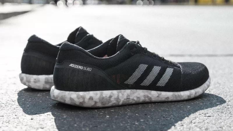 Adidas Adizero Sub2 test chaussures running