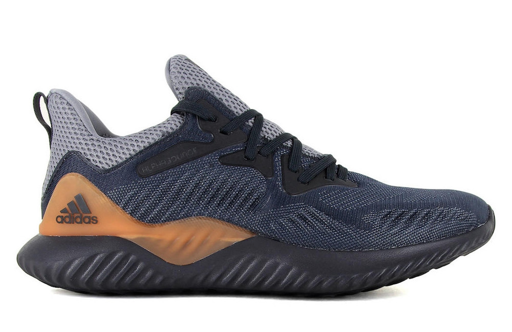new concept 8dfe3 7534a Adidas Alphabounce Beyond test chaussures route