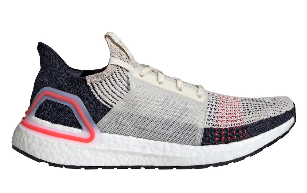 Adidas Ultra Boost 19 test chaussure route