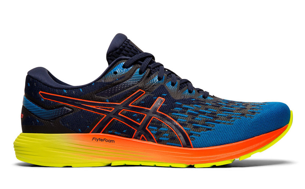 Asics Dynaflyte 4 test chaussure route