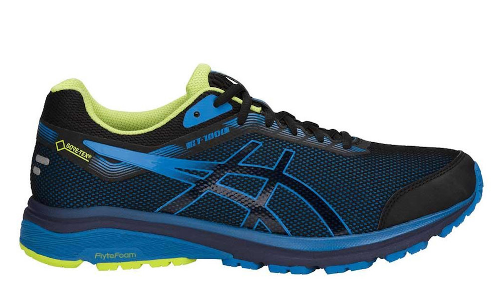 Asics GT 1000 7 test chaussures route