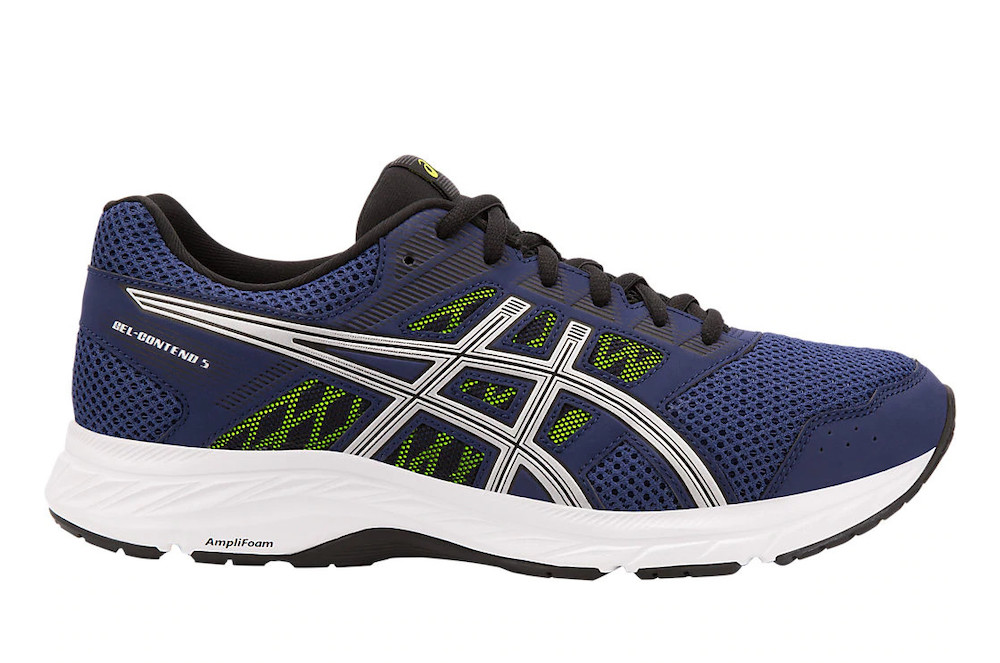 Asics Gel Contend 5 test chaussure route
