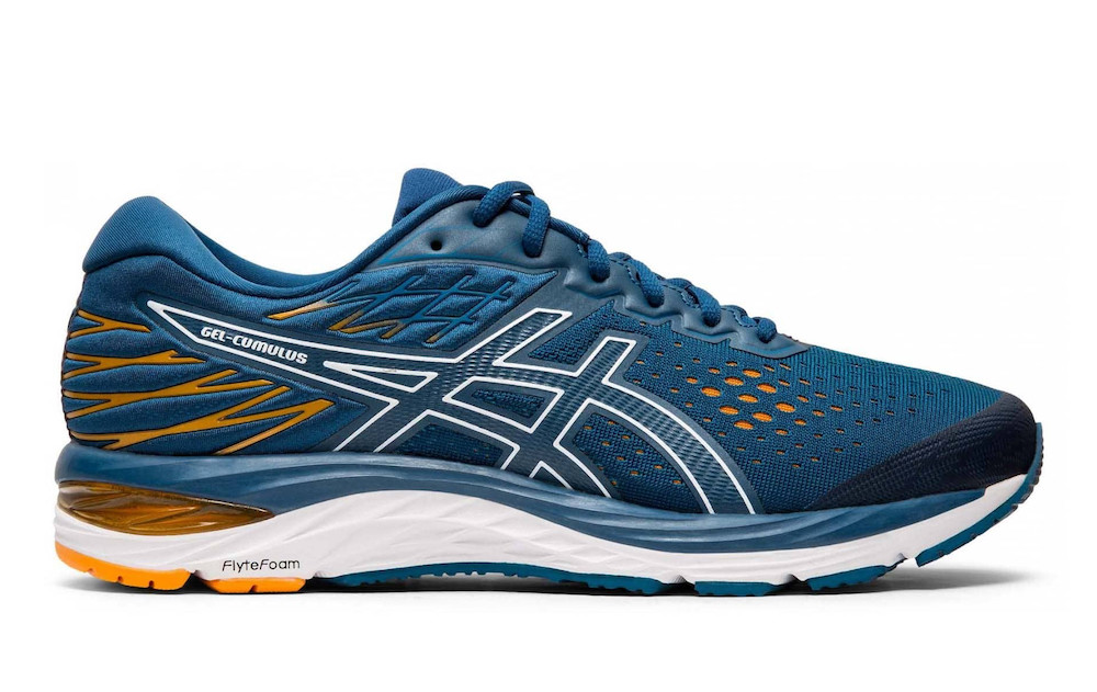 Asics Gel Cumulus 21 test chaussure route homme