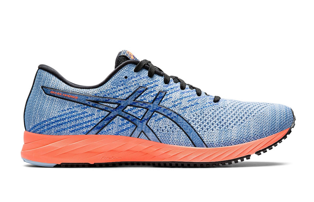 Asics Gel DS Trainer 24 test chaussure route