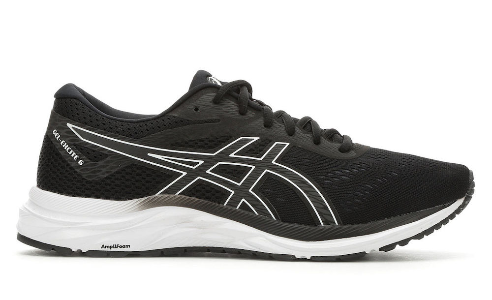 Asics Gel Excite 6 test chaussure route