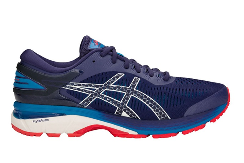 Asics Gel Kayano 25 test chaussures running