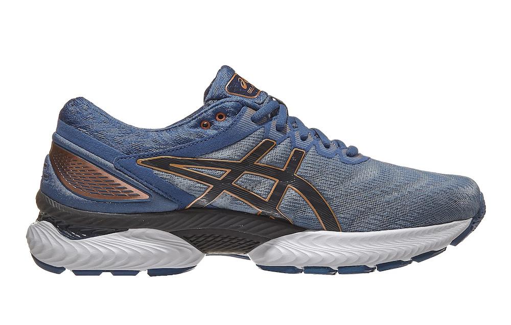 Asics Gel Nimbus 22 test chaussure route