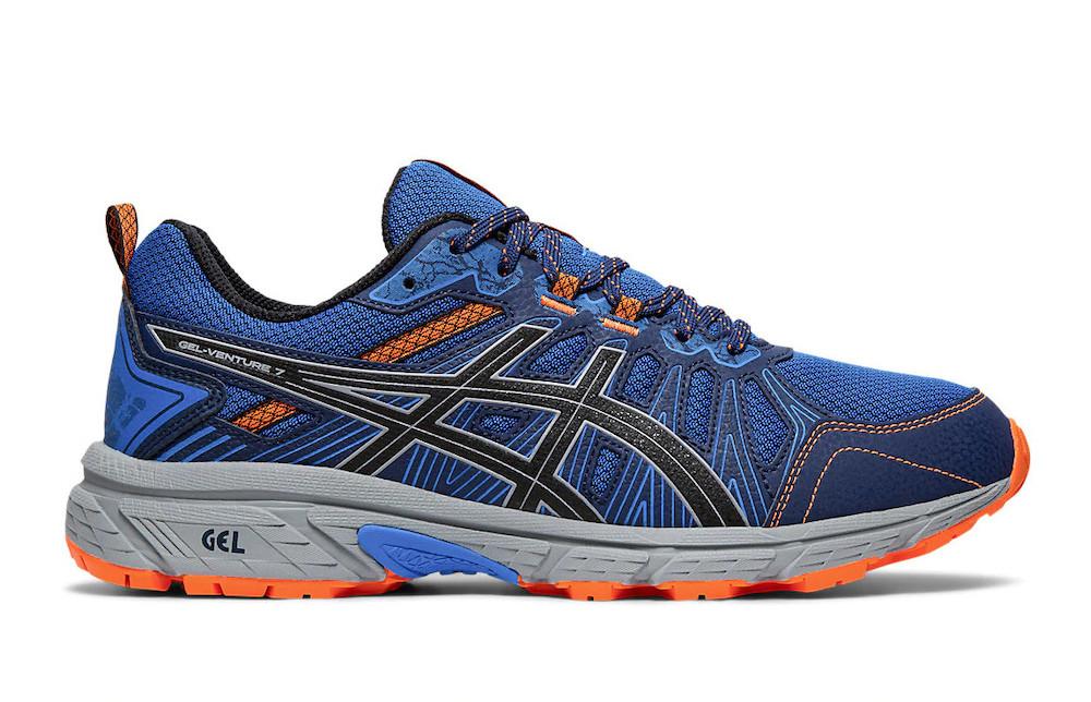 Asics Gel Venture 7 test chaussure trail