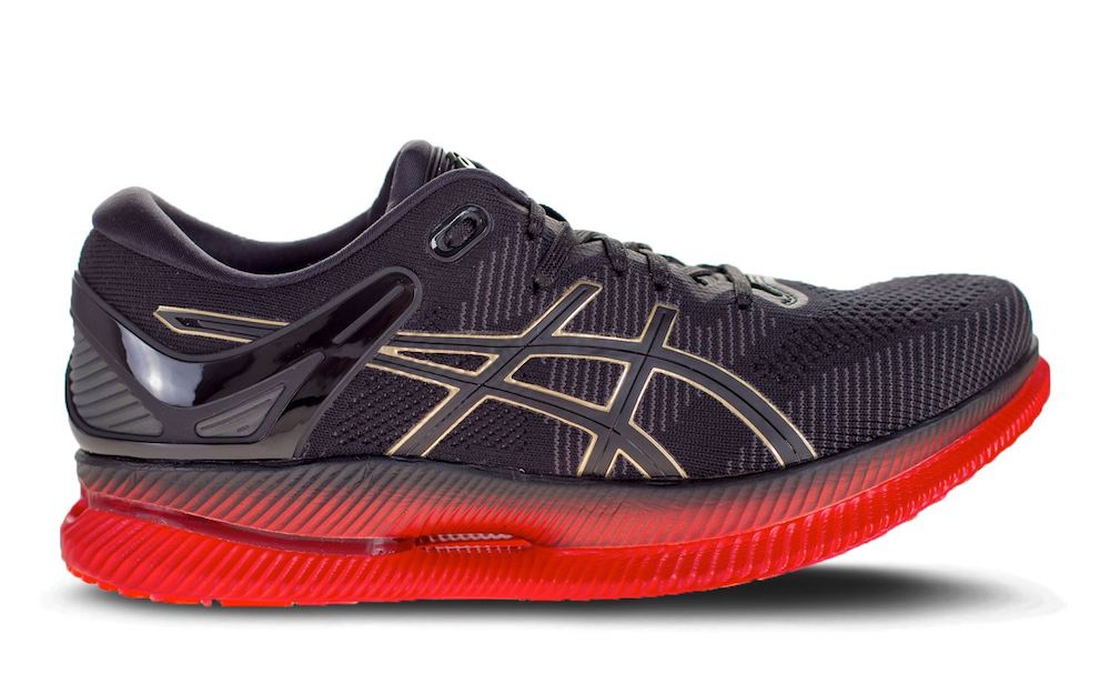 Asics MetaRide test chaussure route
