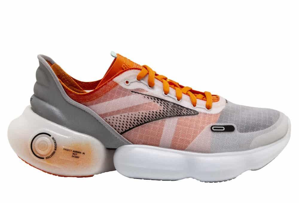 Brooks Aurora BL test chaussure running