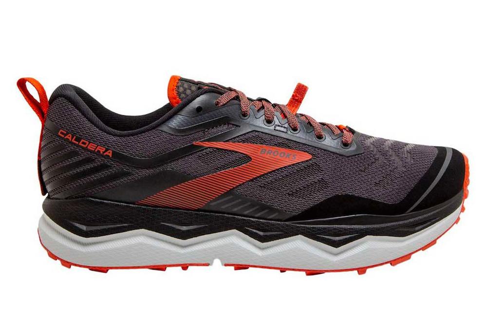 Brooks Caldera 4 test chaussure trail