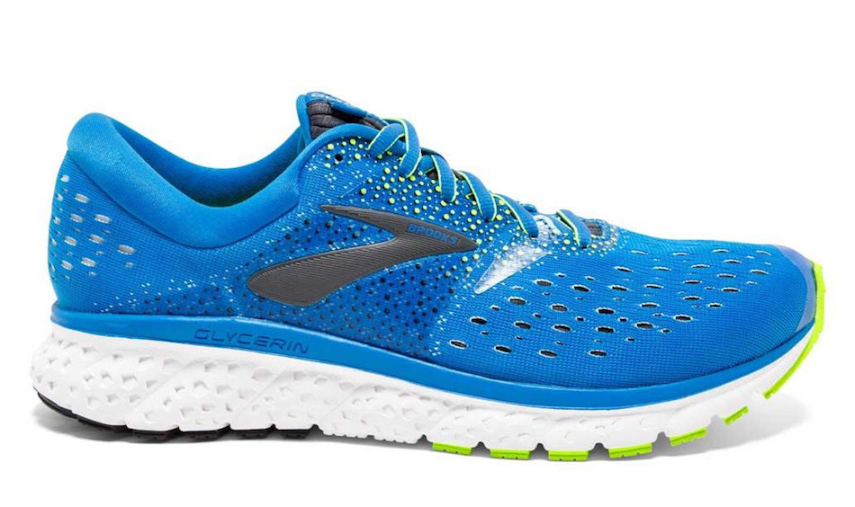 Brooks Glycerin 16 test avis chaussures running route