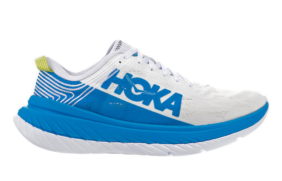 Hoka One One Carbon X test chaussure route