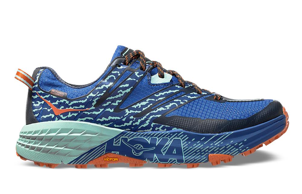 Hoka One One Evo Speedgoat test chaussure trail