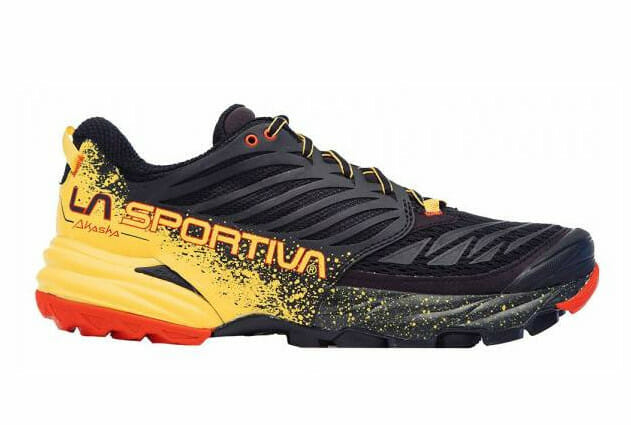 La Sportiva Akasha test chaussures running