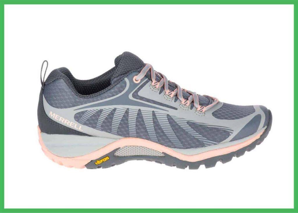 Merrell Siren Edge 3 chaussures de randonnée pédestre femme