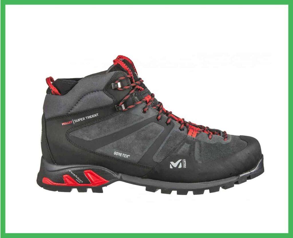 Millet Super Trident GTX meilleures chaussures de randonnée homme
