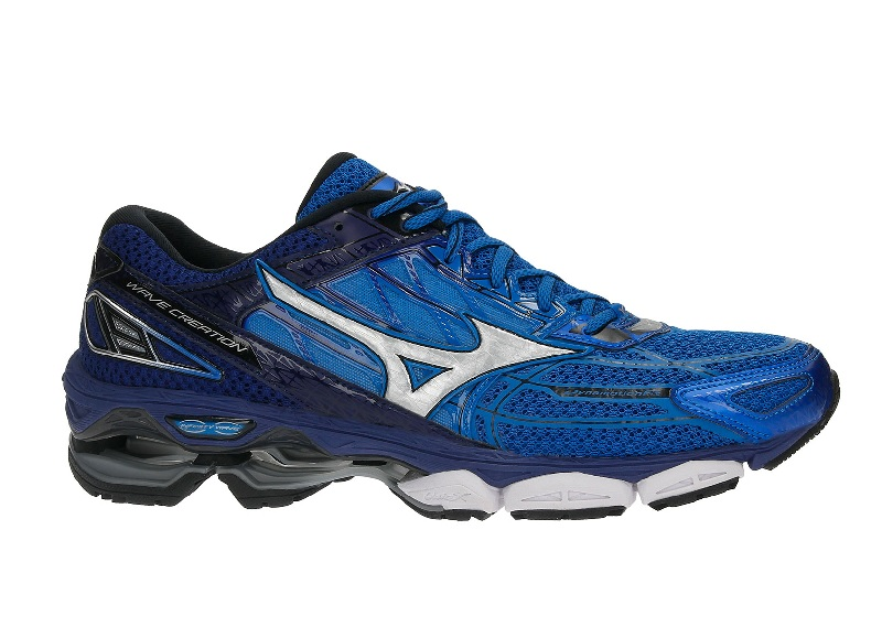 Mizuno Wave Creation 19 test chaussures running