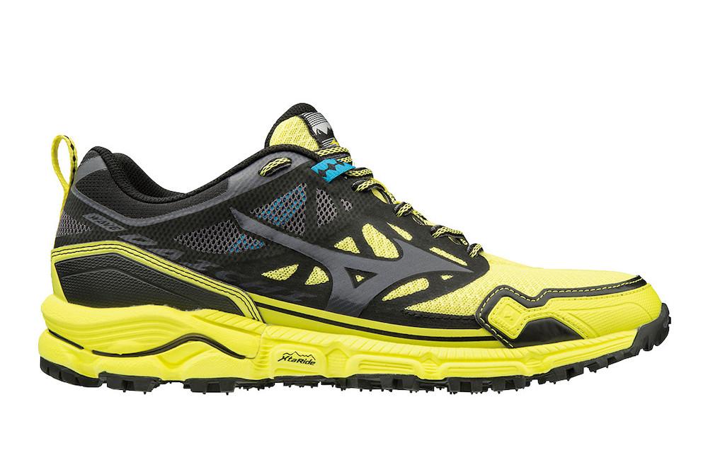 Mizuno Wave Daichi 4 test chaussure trail