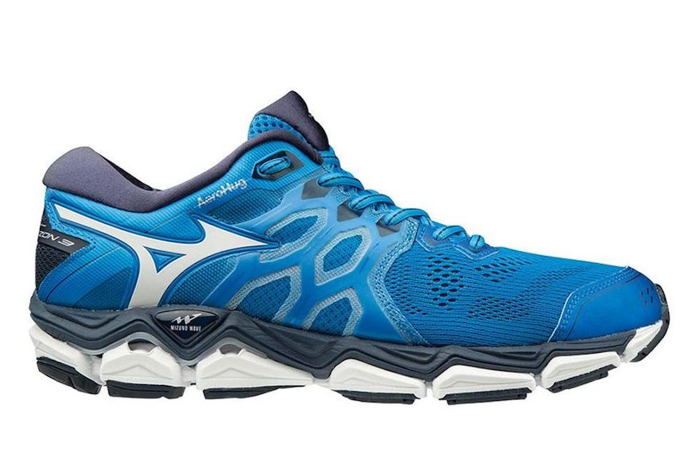 Mizuno Wave Horizon 3 test chaussure route