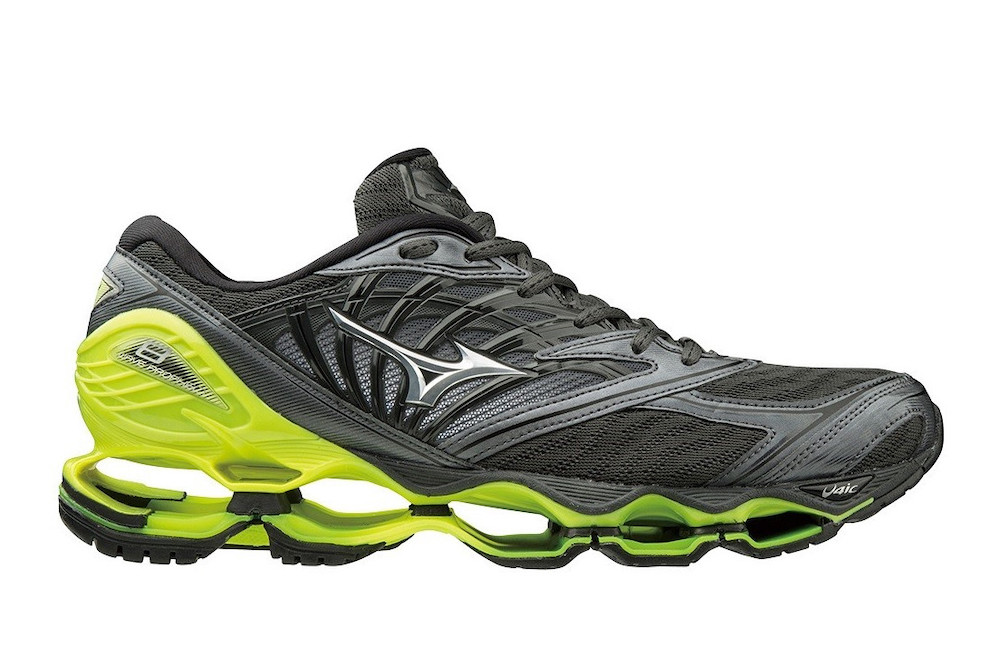 Mizuno Wave Prophecy 8 test chaussure route