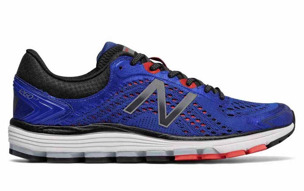 New Balance 1260 v7 test chaussure route
