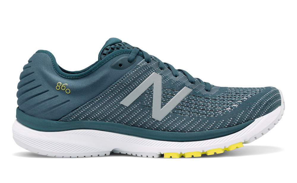 New Balance 860 v10 test chaussure route