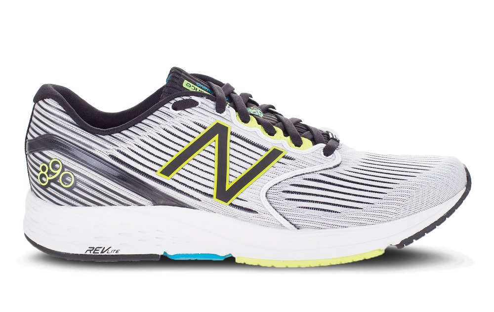 New Balance 890 v6 test chaussures route