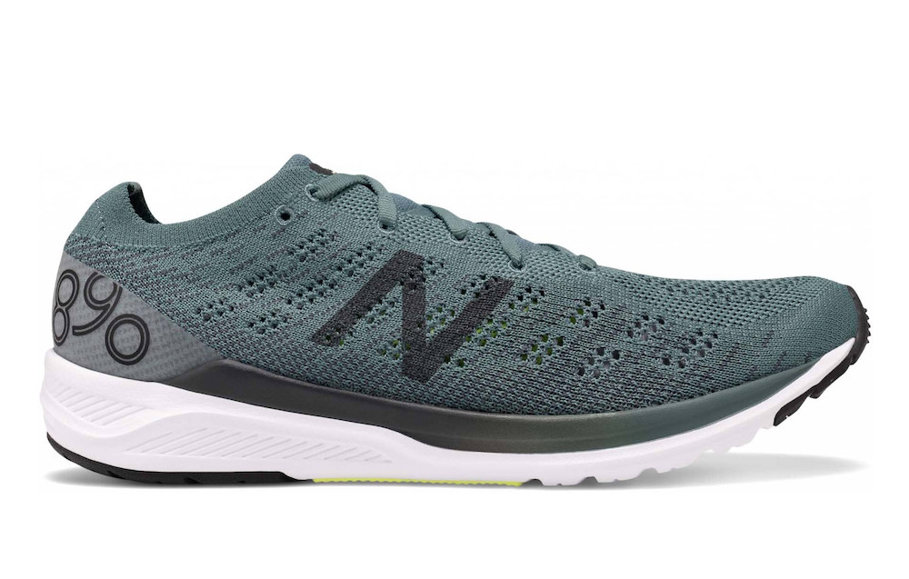 New Balance 890 v7 test chaussure route