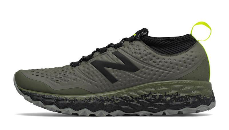 New Balance Fresh Foam Hierro v3 vertes chaussures running test