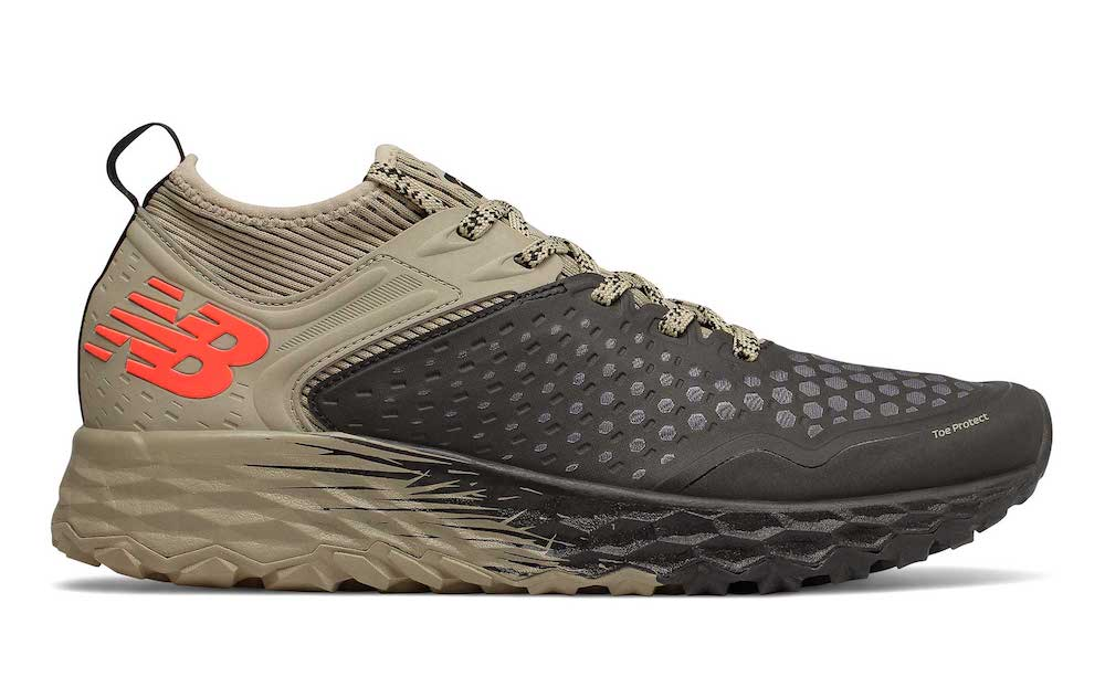 New Balance Fresh Foam Hierro v4 test chaussure trail