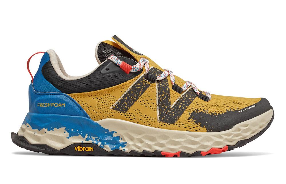 New Balance Fresh Foam Hierro v5 test chaussure trail