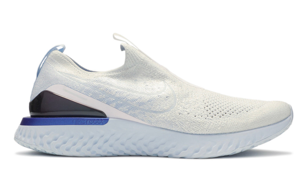 Nike Epic Phantom React Flyknit test chaussure route