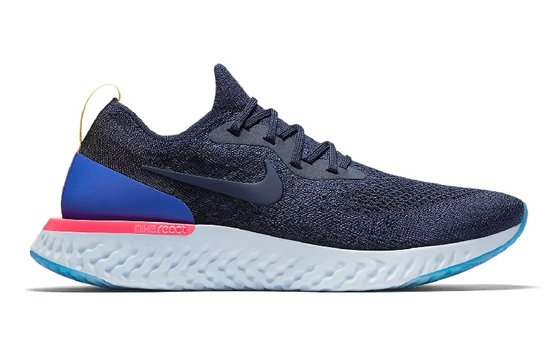 Nike Epic React Flyknit test chaussures running