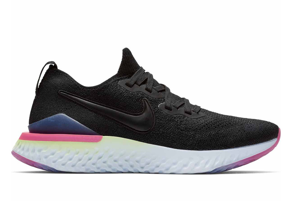 Nike Epic React Flyknit 2 test chaussure route