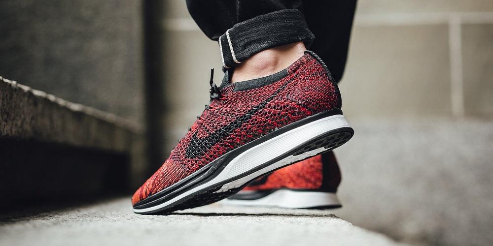 Nike Flyknit Racer running sneakers