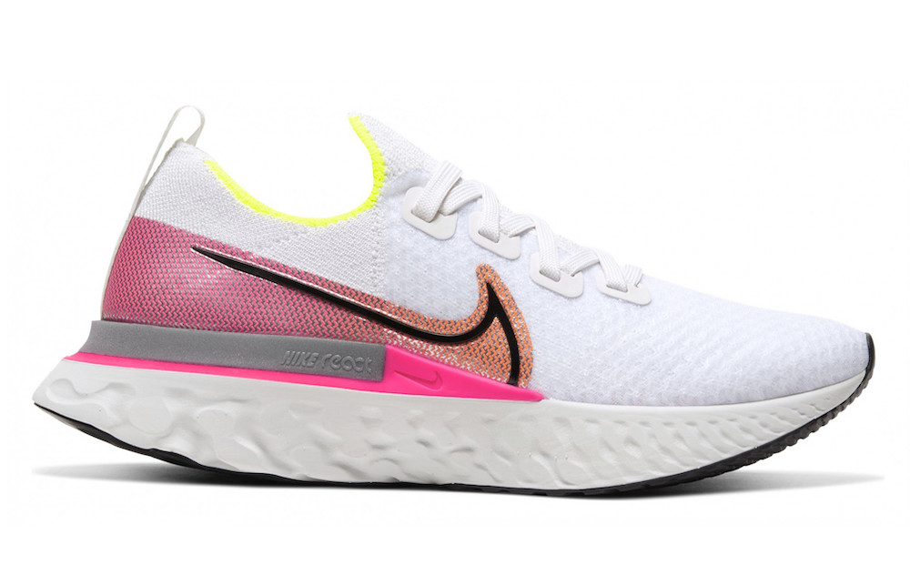 Nike React Infinity Run Flyknit test chaussure route pronateur