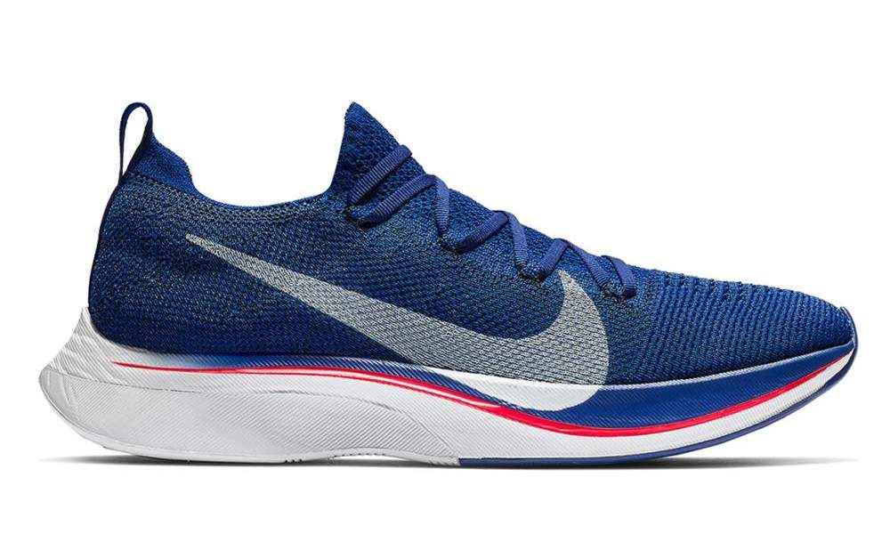 Nike Vaporfly 4% Flyknit test chaussure route