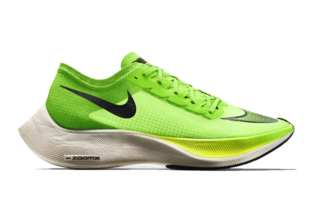 Nike ZoomX Vaporfly Next% test chaussure route