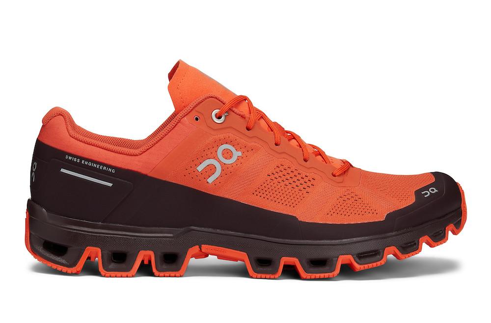 On Running Cloudventure test chaussure trail