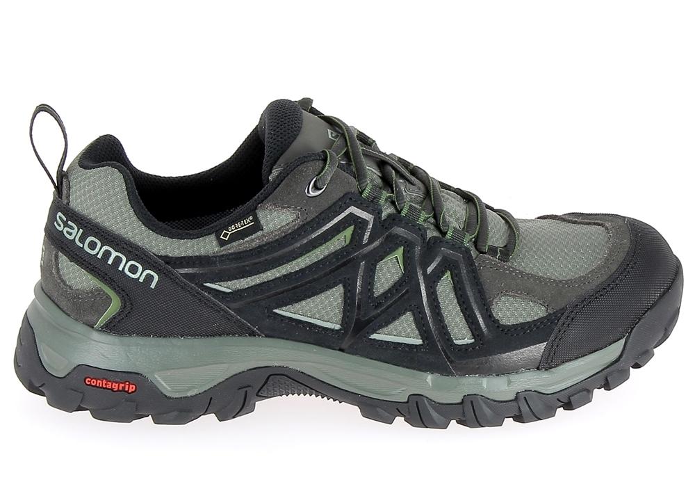 Salomon Evasion 2 GTX test chaussure randonnee
