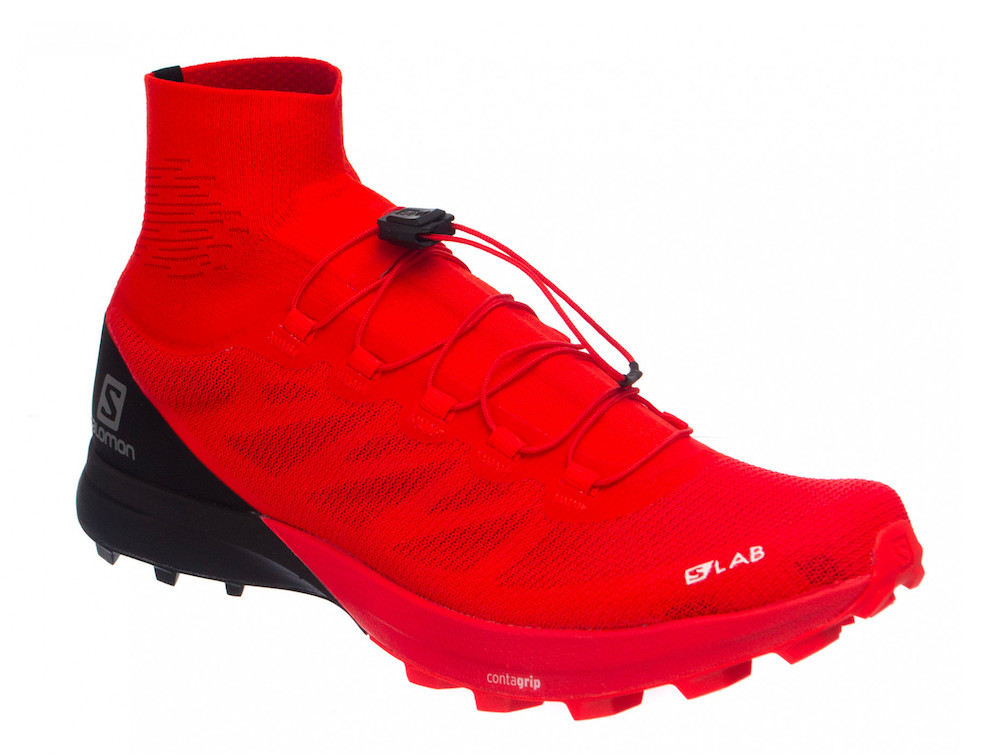 Salomon S-Lab Sense 8 SG test chaussure trail