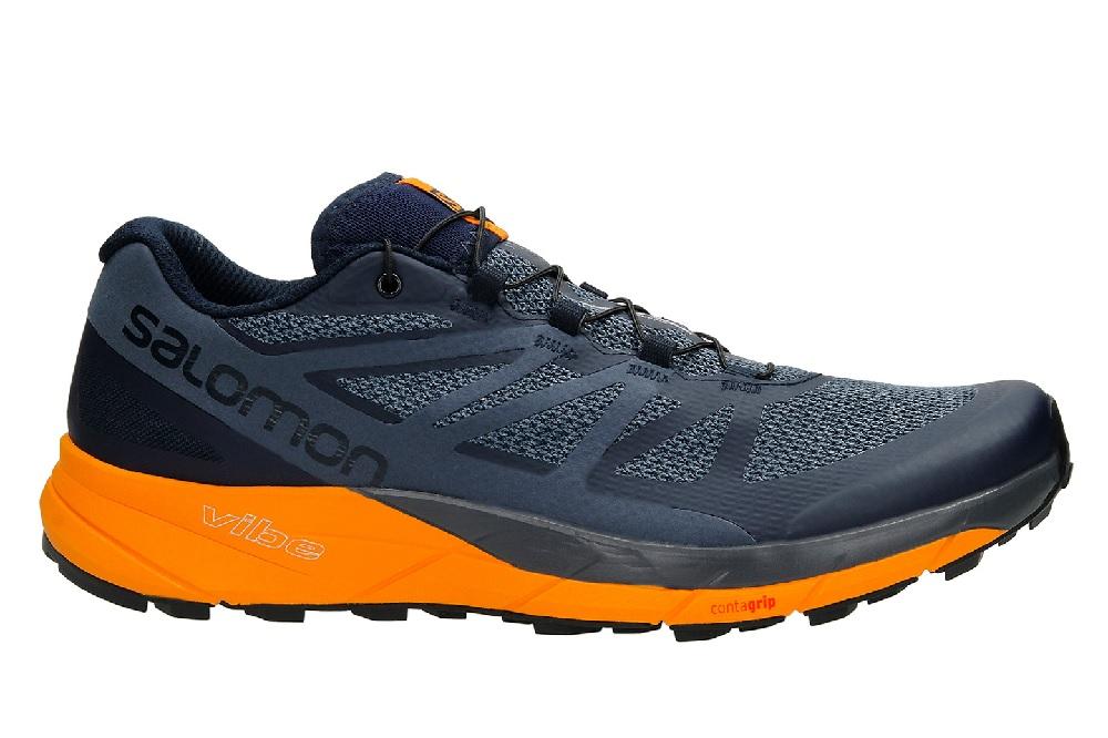 Salomon Sense Ride test avis chaussures running trail
