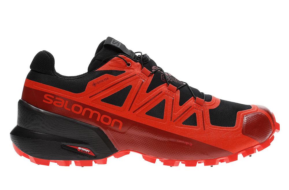 Salomon Spikecross 5 GTX test chaussure trail