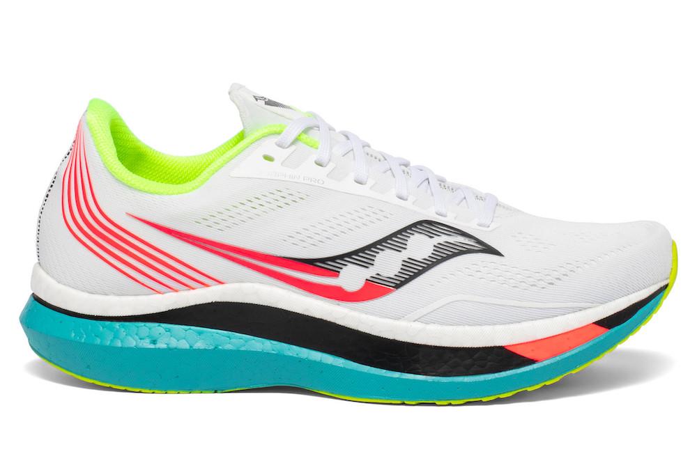Saucony Endorphin Pro test chaussure running