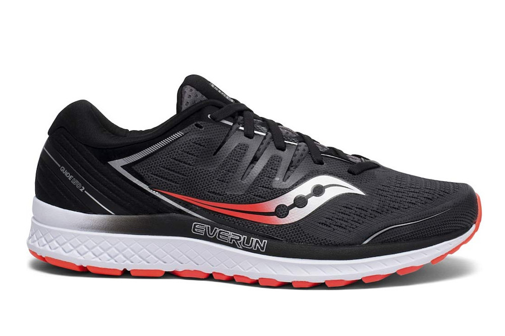 Saucony Guide ISO 2 test chaussure route