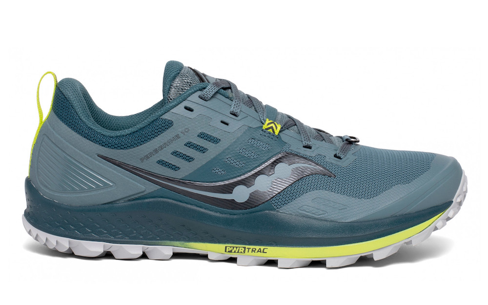 Saucony Peregrine 10 test chaussure trail