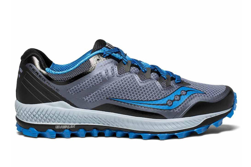 saucony peregrine 8 test chaussures running