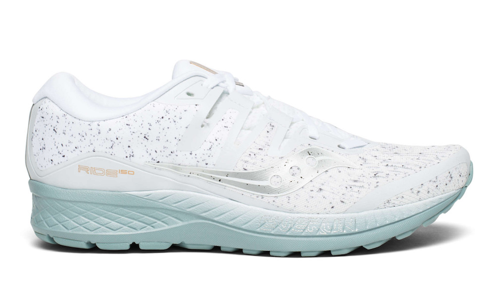 Saucony Ride ISO test avis chaussures running route